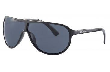 Davidoff 97607 Progressive Prescription Sunglasses - Black Frame and Grey Lens 97607-610PR
