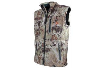 Dead Deer Mens Klamath Vest,Highlander,Small DDASSVS