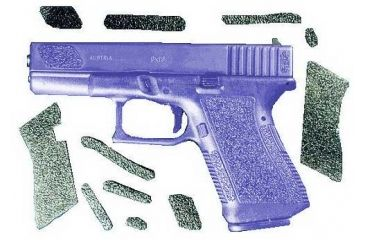 Decal Grip Enhancer for Glock 29 G29FGR