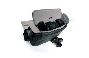 Delsey Corium 07 Digital SLR Camera Leather Shoulder Bag