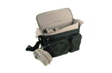 Delsey Cortex05 Digital Camera DSLR Nylon Shoulder Bag