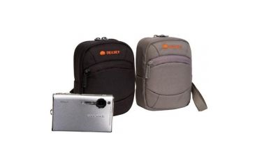 Delsey ODC 7 Digital Camera Pouch, Medium-Large