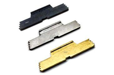 DELTAC Extended Steel Slide Release Lever For Glock Model 43