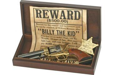 Denix Billy The Kid Boxed Set DX1007A