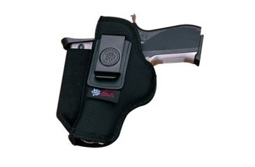 DeSantis Ambidextrous - Black - Kingston Car Seat Holster N92BJSRZ0