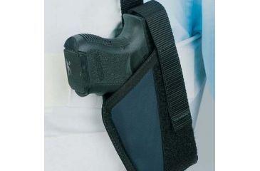 DeSantis Amibdextrous - Navy - Nylon Vest Holster N82AJE1Z0