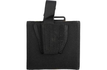 DeSantis Apache Ankle Rig Holster, Left Hand, Black - Fits Most Small Autos - 062BBSAZ0