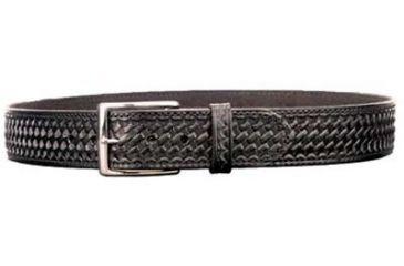 DeSantis Black - Basketweave Belt 1 3/4in. Wide B08BG34Z0 34in.