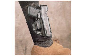 1-DeSantis Die Hard Ankle Rig Holster - Style 014