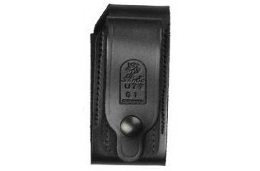 DeSantis Duty Cellphone Case, Black, 3 7/8x1 7/8x 5/8 U77BJ11Z4