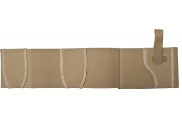 DeSantis Ambidextrous Elastic Belly Band Holster, Natural, - Small - Size 24-28 - 060NJG1Z0