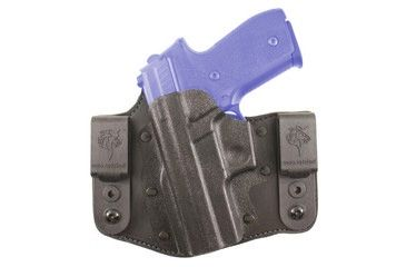 Desantis Intuder Holster for Sig P220 Series - Black, Left Hand 105KBF4Z0