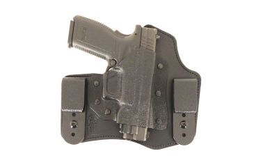 DeSantis Intruder Holster - Style 105 for Colt, Springfield, S&W and Walther