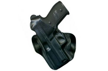 DeSantis Left Hand - Black - D.H.S. I.C.E. Holster 013BBE3Z0
