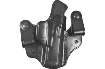 DeSantis Mad Max Holster, Right Hand, Plain Black - Glock 17, 19, 22, 23, 31, 32 112BAB2Z0