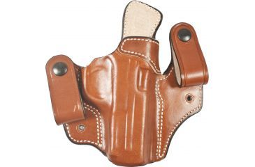 DeSantis Mad Max Holster, Tan, Right - S&W M&P 9/40, M&P CPT 45 112TAM9Z0
