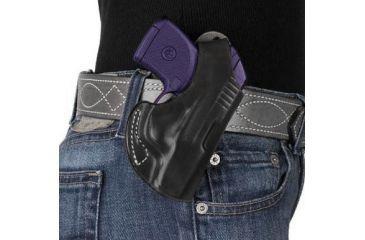DeSantis Maverick Plain Black, Right Hand Holster for S&W Bodyguard 380