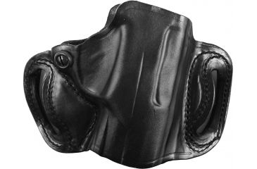 DeSantis Mini Slide Holster, Right,  Black 086BAM8Z0
