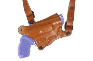 Desantis New York Undercover Shoulder Holster Rig for Taurus Judge PD Polymer