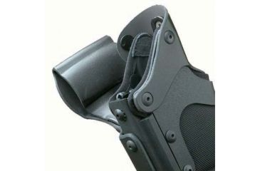DeSantis Left Hand - BLACK - Bike Patrol Holster Level II N52BB80Z0