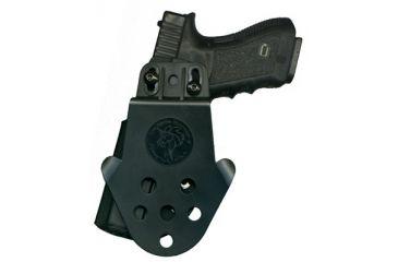 DeSantis Right Hand - Black - DS Paddle Holster D94KAF3Z0