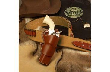 DeSantis Right Hand - Small - Tan - John Wayne Centennial Set 8254RB46G1