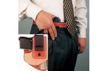 DeSantis Left Hand - Tan - Pop-Up Holster 020TBA7Z0