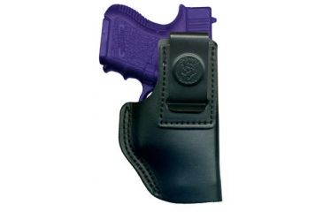DeSantis The Insider Black Right Hand Holster