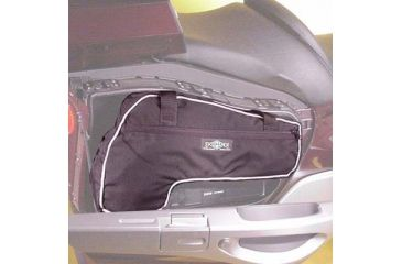 DeSantis BMW K1200LT Right Saddle Bag Liner w/ CD Changer