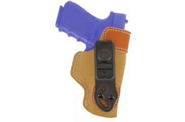 DeSantis Sof-Tuck Holsters for Ruger LCR Pistols, S&W