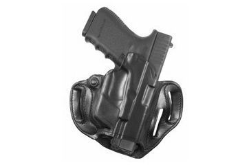 DeSantis Speed Scabbard Holster, Right, Black, for Glock17, 19, 22, 23, 31, 32, 36 w/ Crimson Trace Lightguard LTG-736 002BAX8Z0
