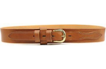 DeSantis Tan - Basketweave Belt 1 3/4in. Wide B08TG32Z0 32in.