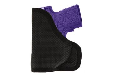 DeSantis Black Ambidexterous The Nemesis Holster