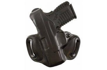 DeSantis Thumb Break Mini Slide Holster, L/H - Springfield Armory XDS .45 085BBY1Z0