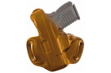 DeSantis Thumb Break Mini Slide Holster, L/H - Springfield Armory XDS .45 085TBY1Z0