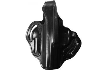 DeSantis Thumb Break Scabbard Holster, 3 Slot, Left,  Black 001BB31Z0
