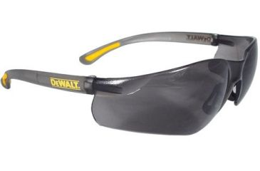DeWALT Contractor Pro Protective Glasses Smoke Lens