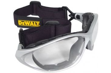 DeWALT DPG95 Framework Clear Lens Safety Glasses