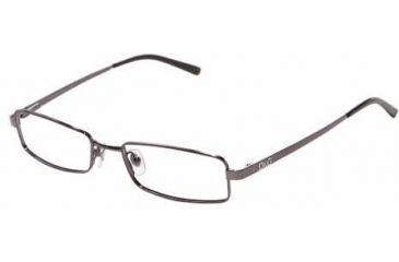 D&G Eyeglass DD5029 - Black Frame w/ Non-Rx 49 mm Diameter Lenses