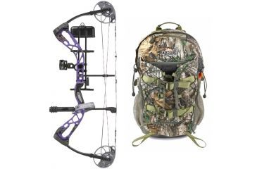 8-Diamond Edge SB-1 Bow Package