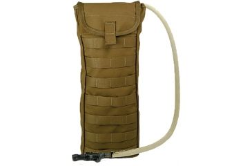 Diamondback Tactical 100oz Hydration Pouch, Coyote, A-BLPM52-COYOTE