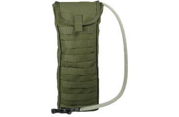 Diamondback Tactical 100oz Hydration Pouch, Ranger Green, A-BLPM52-RANGERGREEN