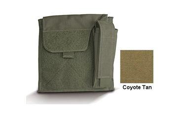 Diamondback Tactical Admin/Flashlight Pouch, Coyote, A-BLPM36-1-COYOTE