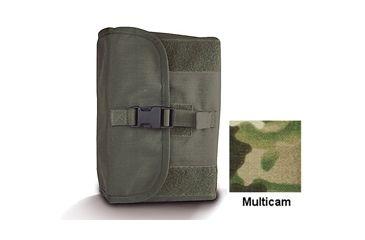 Diamondback Tactical Gas Mask Pouch, Multicam, A-BLPM70-MULTICAM