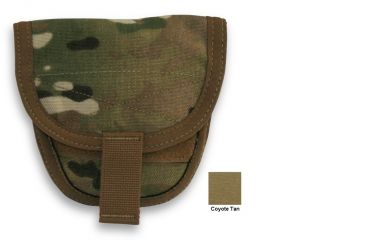 Diamondback Tactical Handcuff Pouch, Holds 1-2, Coyote, A-BLPM99-COYOTE