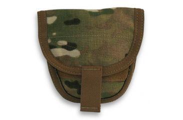 Diamondback Tactical Handcuff Pouch, Holds 1-2, Multicam, A-BLPM99-MULTICAM