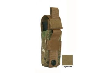 Diamondback Tactical Single Universal Pistol Mag Pouch, Coyote, A-BLPM08-COYOTE
