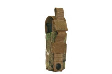 Diamondback Tactical Single Universal Pistol Mag Pouch, Multicam, A-BLPM08-MULTICAM