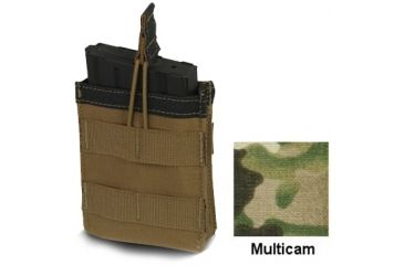 Diamondback Tactical SR25 Single Mag Pouch, Multicam, A-BLPM04-1-MULTICAM