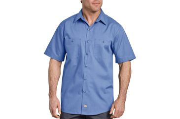 1346e754 Dickies Men's Performance Short-sleeve Shirt | Up to 28% Off Free ...